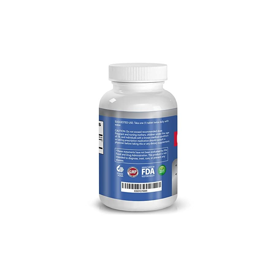 High Quality Choline 500 mg 100 Veggie Capsules by Doctor Recommended Supplements Supports Cognitive Health, Memory & More