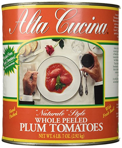 Price comparison product image Stanislaus Alta Cucina Whole Tomatoes,  6.43 Pound