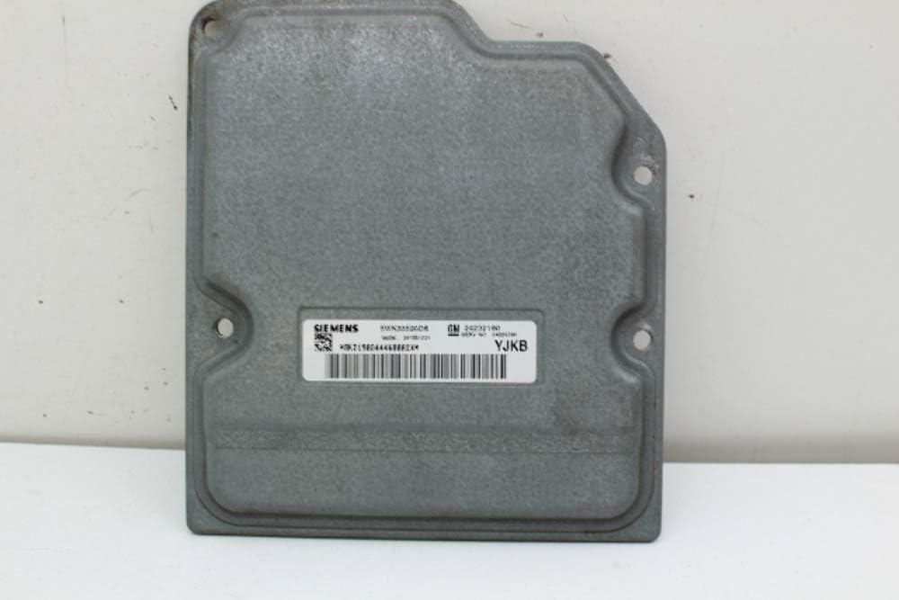 Cadillac 04-06 SRX 24229790 Computer Brain Engine Control ECU ECM EBX Module