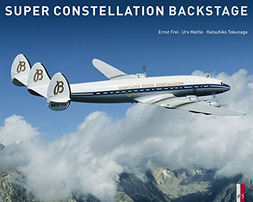 Super Constellation - Backstage