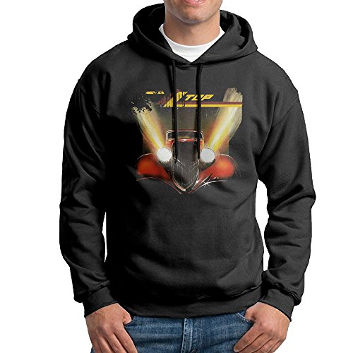 Men's Organic Cotton ZZ Top Eliminator Sweatshirts (Zz Top Lighter)