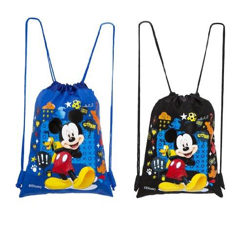 Disney Mickey Mouse Drawstring Backpacks