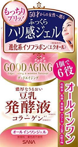 SANA Good Aging Moisture Gel - Kanebo Cleansing Gel