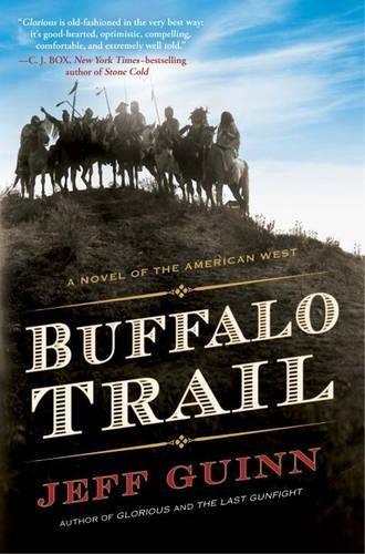 Buffalo Trail: A Novel of the American West (A Cash McLendon Novel)