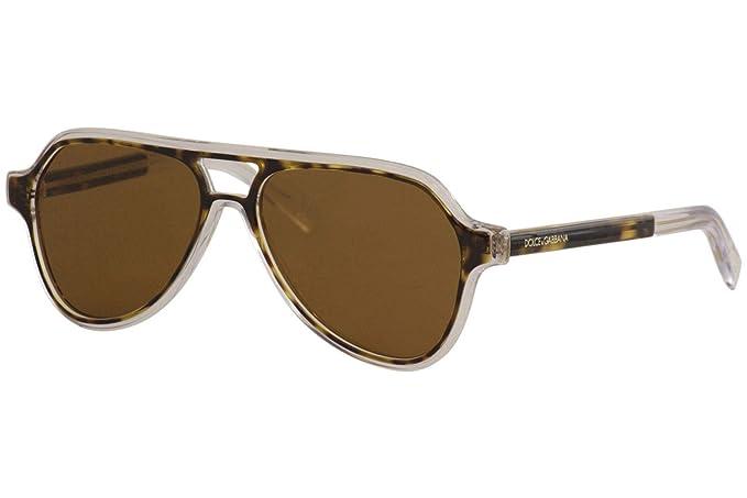 Amazon.com: Dolce & Gabbana D&G DG4355 DG/4355 757/73 ...