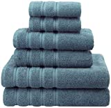 35x70 Inches Bath Sheets for Maximum Softness by American Soft Linen