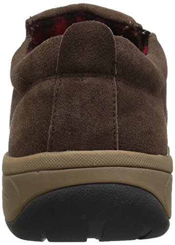 Old Friend Men's Adirondack Moccasin, Chocolate Brown, 12 M US by Old Friend (Image #2)