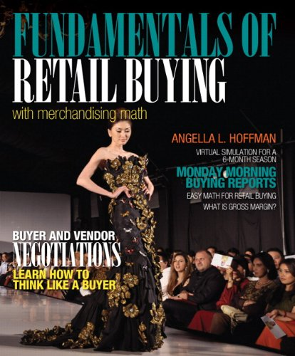 Fundamentals Of Merchandising Math And Retail Buying Fashion Retail Management Books