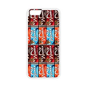 Best Phone case At MengHaiXin Store Wonka Bar Pattern 192 For Apple Iphone 6 Plus 5.5 inch screen Cases