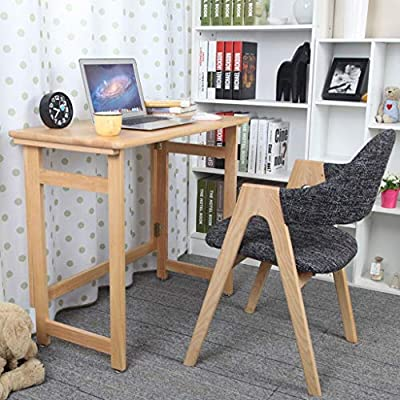 Práctica mesa multifuncional. Leqi mesa de ordenador plegable de ...