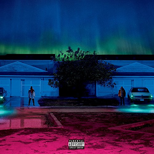 Album Art for I Decided. [2 LP][translucent Blue] by Big Sean
