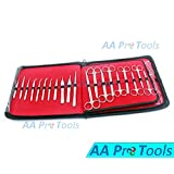 AA PRO 98 PIECES INSTRUMENTS KIT STAINLESS STEEL ( ALL IN ONE ) A+ QUALITY