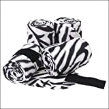 Tough-1 Softfleece Polo Wraps - Set of 4