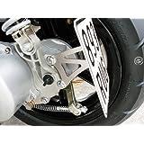 kennzeichenhalter mittig jetforce c tech 50ccm roller auto. Black Bedroom Furniture Sets. Home Design Ideas