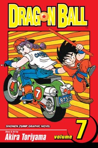 Dragon Ball, Vol. 7: General Blue And The Pirate Treasure (Dragon Ball: Shonen Jump Graphic Novel)