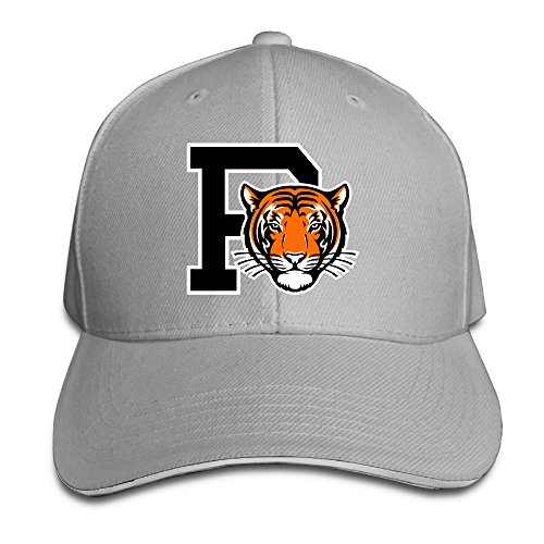 Princeton University Mascot Baseball Caps Summer Sandwich Cap