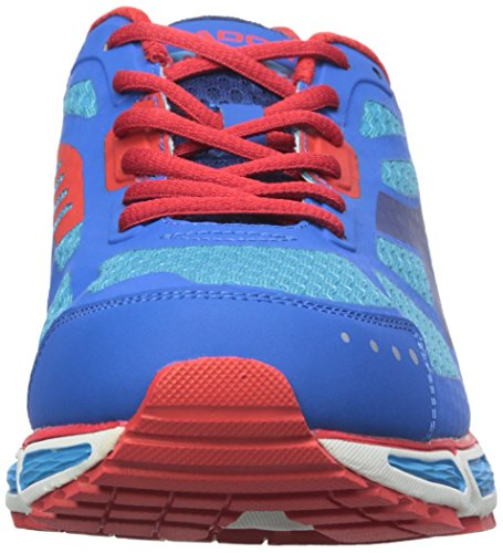 Diadora Hommes N-4100-2 St Chaussure De Course Bleu Fluorescent / Micro Bleu