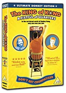 The King of Kong: A Fistful of Quarters [DVD] [2007] [Reino Unido]
