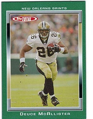 Amazon.com  2006 Topps Total New Orleans Saints Team Set with Drew Brees    Reggie Bush RC - 15 NFL Cards  Collectibles   Fine Art b49e4b4d6