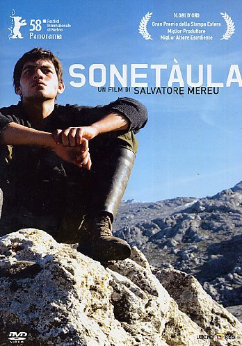 DVD-Ausgabe von »Sonetàula«