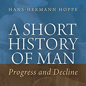 A Short History of Man Hörbuch