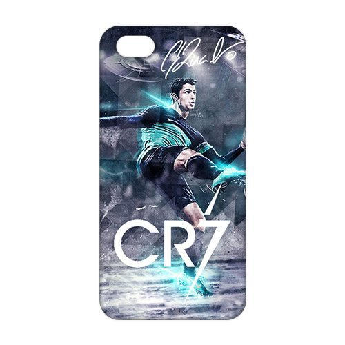 BEST Soccer Player Cristiano Ronaldo iphone 5/5S Phone Case Genuine Custom Cover