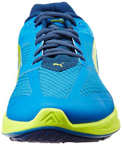 Mesh Puma Cloisonné Blau Sneakers Ignite da sulphur Blu 01 Uomo poseidon Spring BgBfrx