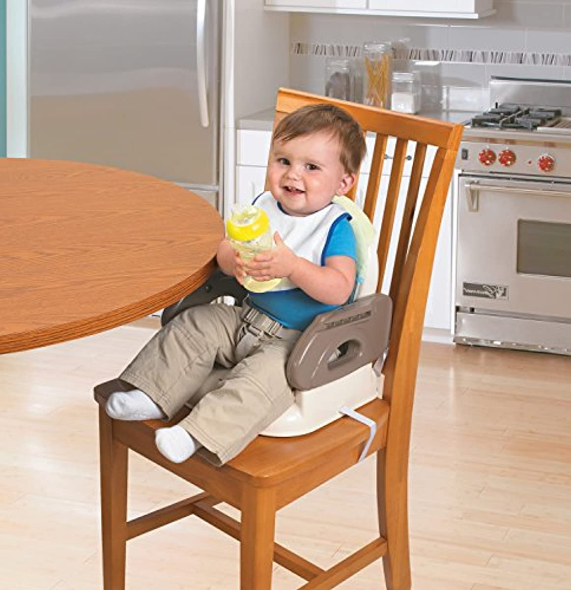 Booster Seat For Table High Chair Dining Toddler Baby