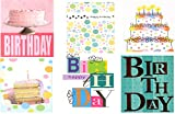 36 Birthday Card Assortment with Envelopes -(We are Discontinuing these cards) Blank-Great for Home or Business-Amblbir2