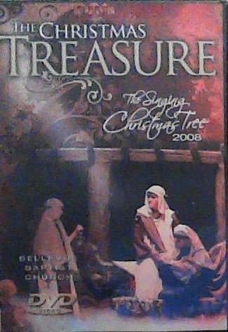 The Singing Christmas Tree 2008: The Christmas Treasure - Bellevue Baptist Church [DVD] (Tree Memphis Christmas Singing)