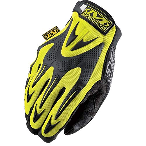 (Mechanix Wear SMP-91-011 M-Pact Yellow X-Large Gloves)