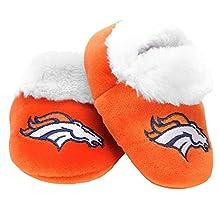 NFL Licensed Baby Slipper - Denver Broncos - S