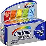 Cheap Centrum Silver Men 50+ Multivitamin Tablets 65 ea
