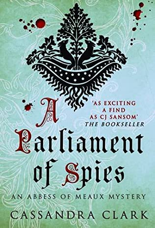 book cover of A Parliament of Spies
