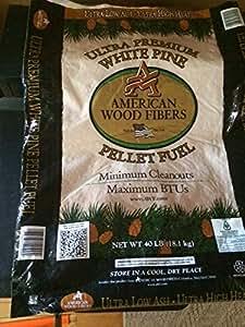 Amazon.com: American Wood Ultra Premium White Pine Pellet ...