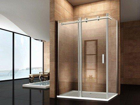 Immagini porte scorrevoli in vetro con gallery of mobili bagno