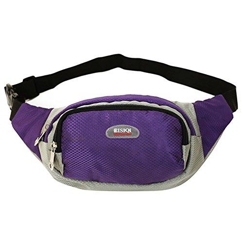 bolsillos de los hombres/Ocio y tiempo libre Deportes montar paquete de pecho/Ejecución del paquete de telefonía/bolso de hombro de múltiples funciones-I C