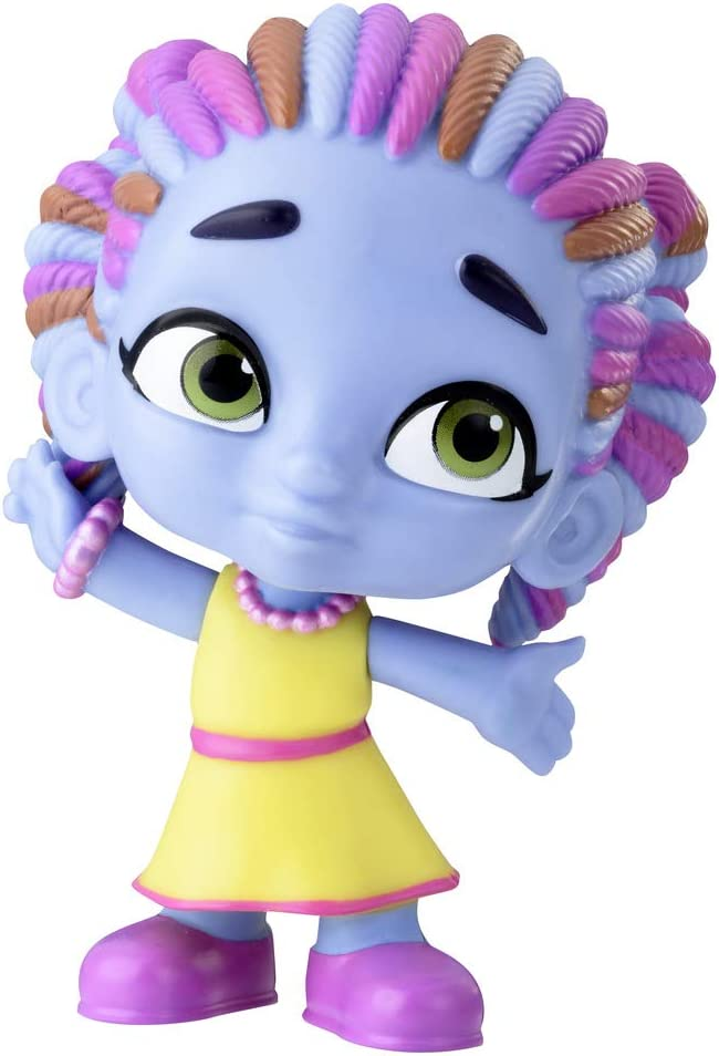 Amazon Com Netflix Super Monsters Zoe Walker Collectible 4 Inch Figure Ages 3 And Up Toys Games