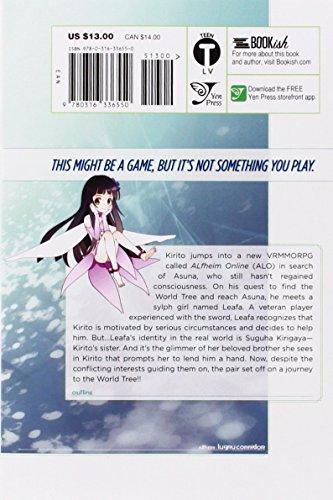 Sword Art Online: Fairy Dance, Vol. 2 - manga (Sword Art Online Manga)