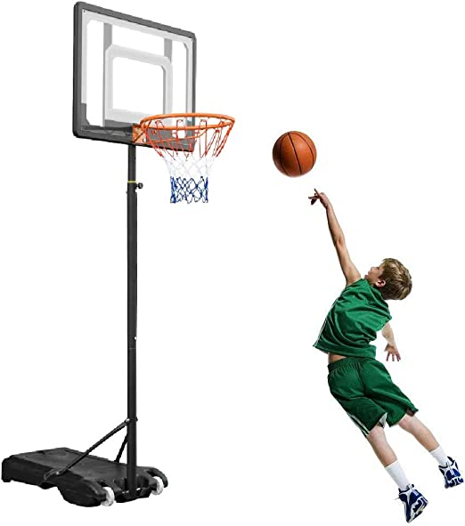 Canasta de baloncesto YXX Sistema de aro de Baloncesto for niñas y ...