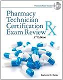 img - for Pharmacy Technician Certification Exam Review (Delmar's Pharmacy Technician Certification Exam Review) book / textbook / text book