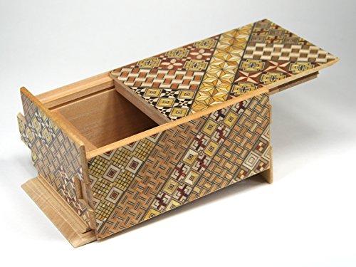 Japanese Puzzle box 27steps 5sun Koyosegi -