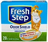 Fresh Step Odor Shield Unscented, 20-Pound Box, My Pet Supplies