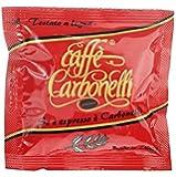 Caffè Carbonelli 150 Cialde Ese, Miscela Forte - 1 Scatola