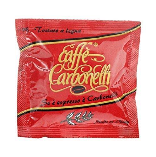 32 opinioni per Caffè Carbonelli 150 Cialde Ese, Miscela Forte- 1 Scatola