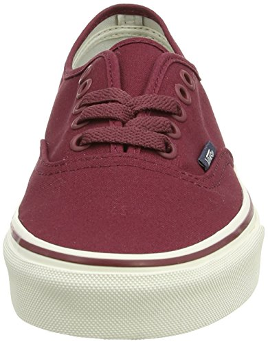 Vans Oxblood Red Red Oxblood Vans Vans Red Red Authentic Authentic Red Oxblood Red Authentic 4qr4Za