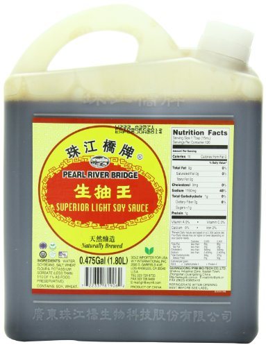 Pearl River Bridge Superior Soy Sauce, Light, 60 ()