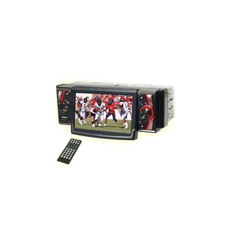 Performance Teknique ICBM 45X 4.5 TFT Touch Screen In Dash Monitor built In