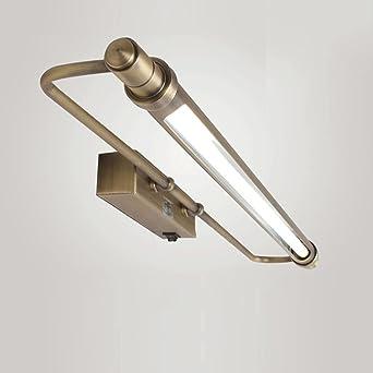 Lampe Avant Miroir LED Salle De Bains Lumieres La Mode Avec Des Lampes D