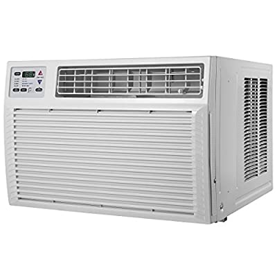 Perfect Aire 2PAHP12002 12,000 BTU Window Air Conditioner with Heat Pump-NES